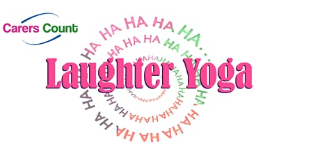 Carers Count Laughter Yoga Session 21st July 13:00 - 13:45 tickets