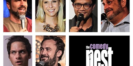 Comedy All-Stars - July 9, 10, 11 at The Comedy Nest tickets