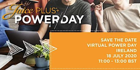 Juice Plus+ Virtual Power Day - Ireland tickets
