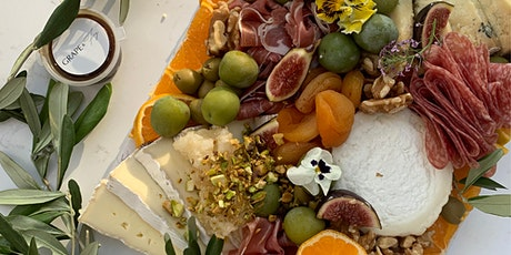 The art of grazing with GRAPE & Fig tickets