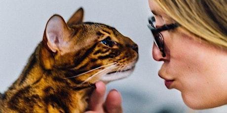 Cat Vision: De kattentaal begrijpen en spreken tickets
