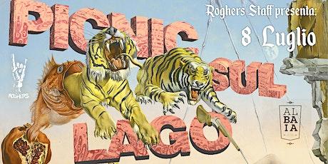 PICNIC SUL LAGO 3 - by Roghers staff biglietti