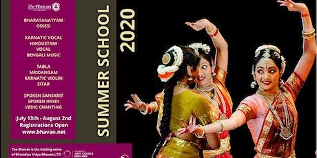 The Bhavan's Summer School 2020 tickets