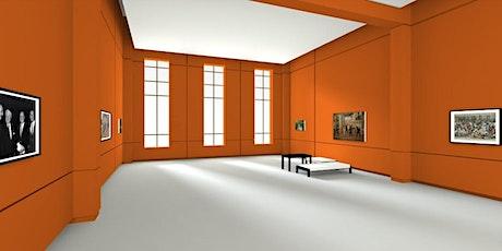 ARTY TOURS - Vernissage virtuel spécial rentrée billets