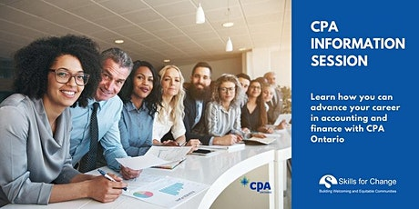 CPA Virtual Webinar with Skills for Change tickets