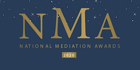 National Mediation Awards UK 2020 tickets