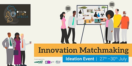 Innovation Matchmaking Ideation Event tickets