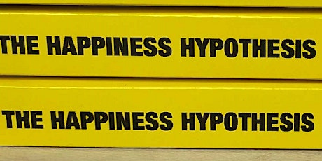 EBBC Antwerp - The Happiness Hypothesis (J. Haidt) tickets