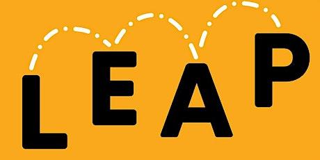 LEAP Award Application Workshop tickets