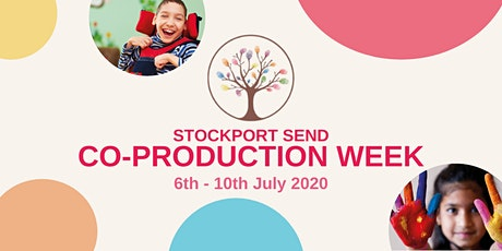 Co-Production, Co-Delivered with PACTS (Parent Carer Forum) tickets