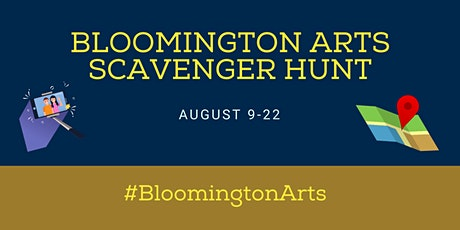 Bloomington Arts Scavenger Hunt tickets
