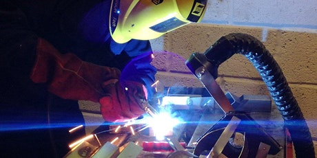 Introductory Welding for Artists (Fri 20 Nov 2020 - Morning) tickets