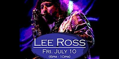 Lee Ross  at Soundcheck Studios (Outdoor Concert S