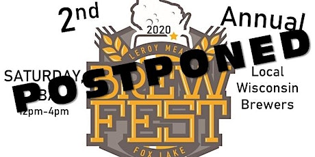 CANCELLED: 2nd Annual Leroy Meat's Brewfest tickets
