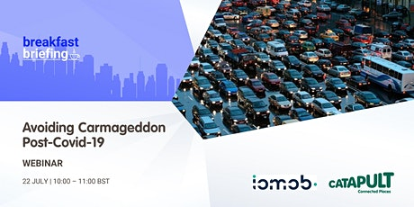 Avoiding Carmageddon Post-Covid-19 tickets