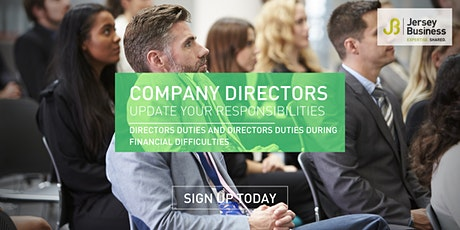 Session 1: Directors duties & duties during financial difficulties tickets