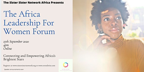 The Africa Leadership For Women Forum tickets