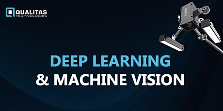 Develop a Deep Learning based Machine Vision Solution in 1 week! tickets