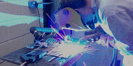 Introductory Welding for Artists (Mon 30 Nov 2020 - Afternoon) tickets