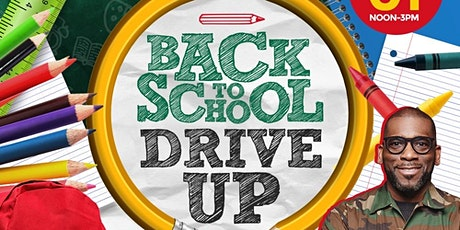 2020 New Birth Back to School Drive Up tickets