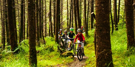 Introduction to Mountain Biking in Ballyhoura Age 8 -12 tickets