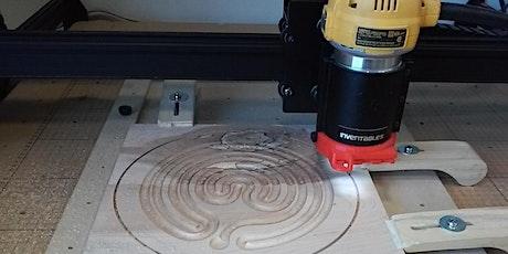X-Carve CNC Project Workshop tickets