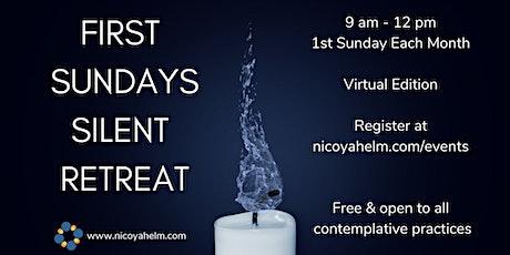 First Sunday Silent Retreat tickets
