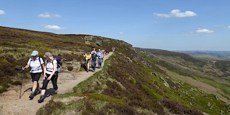 Kinder Scout - Madwoman's Stones Peak District Women's Guided Walk tickets