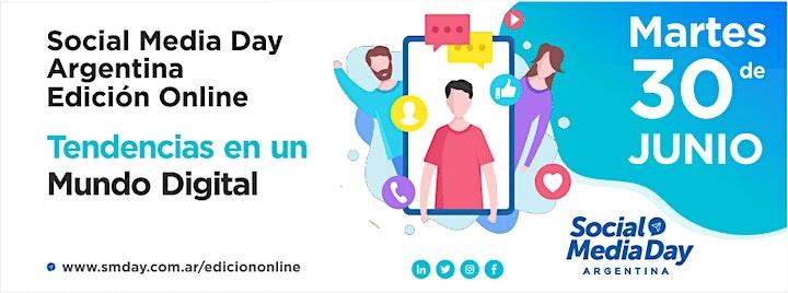 Imagen de Social Media Day Argentina - Grabación del Evento - 1ra edición online