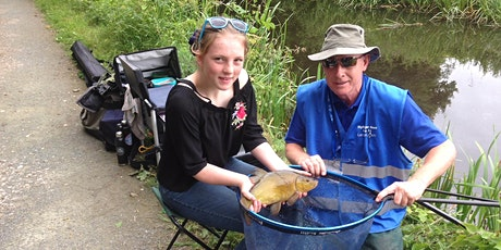 Free Let's Fish! - Pendeford - Learn to Fish session tickets