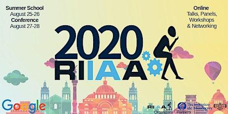 RIIAA 2020 tickets