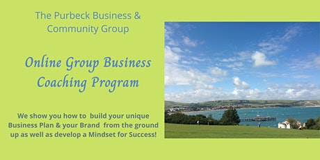 Copy of Purbeck Business Community Group Business Coaching Program tickets