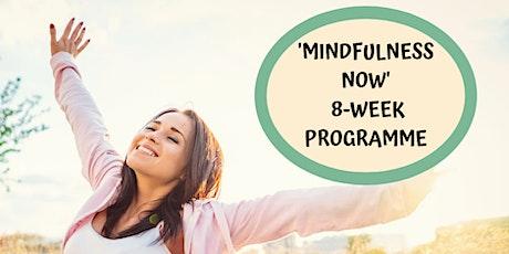 Mindfulness Now 8 week programme tickets