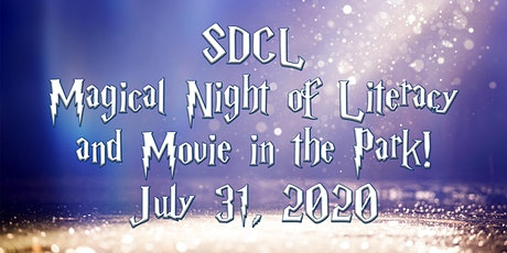 Magical Night of Literacy and Movie in the Park tickets
