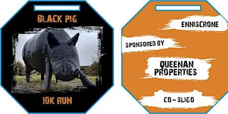 Enniscrone Black Pig 10k run and Virtual 10k tickets