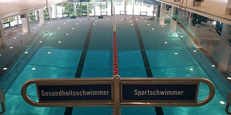 Berechtigung  Schwimmen  am 11. Juli 13:00 - 14:15 Uhr Tickets