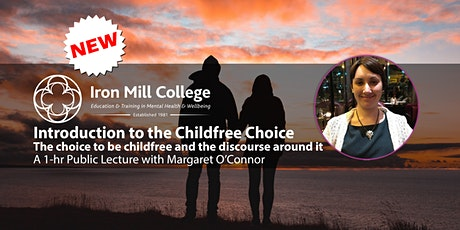 Introduction to the Childfree Choice with Margaret O'Connor (1-hr Lecture) tickets