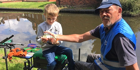 Free Let's Fish! - Wombourne - Learn to Fish session tickets