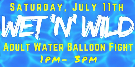 Wet N Wild - Water Fight tickets