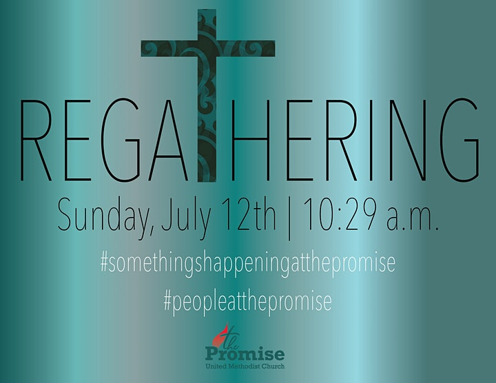 The Promise Church Regathering Service image