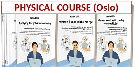 PHYSICAL COURSE: Applying for jobs in Norway tickets
