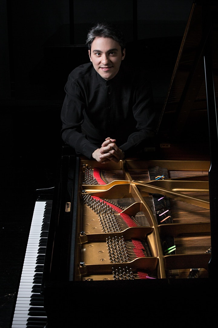 Immagine Notturni en plein air - Alexander Gadjiev pianoforte