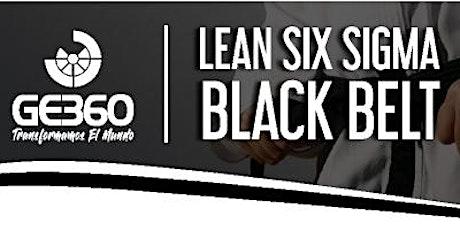 Lean Six Sigma Black Belt - Costa Rica entradas