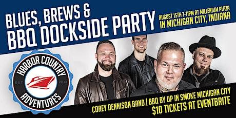 Blues, Brews & BBQ Dockside Party tickets