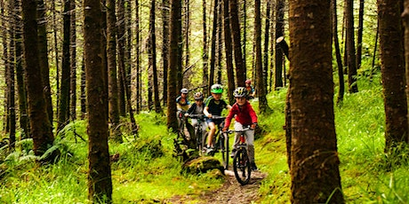 Mountain Biking in Ballyhoura Age 12 - 18 tickets