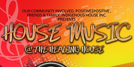 House Music @  Da Healing House tickets