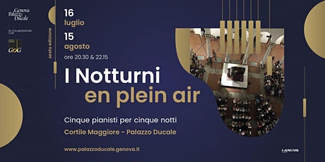 Notturni en plein air - Duo pianistico Paola Biondi Debora Brunialti biglietti