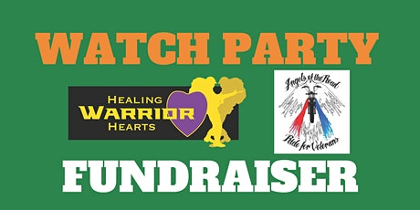 Packers Watch Party and FUNdraiser - Angels of the Road Ride for Veterans tickets