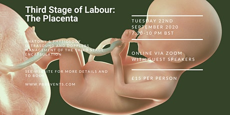 Third stage of Labour: The Placenta tickets