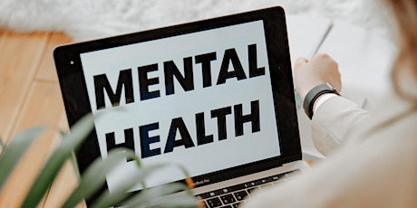 Mental Health Awareness in the Workplace tickets